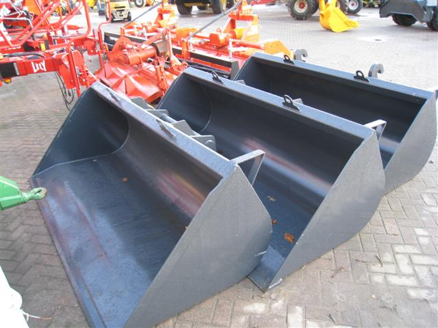 Buckets (Manitou and JCB)