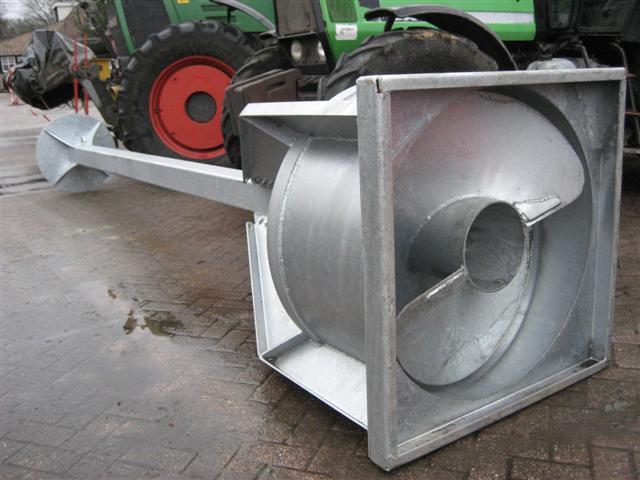 VDW manure mixer 100 x 100 cm