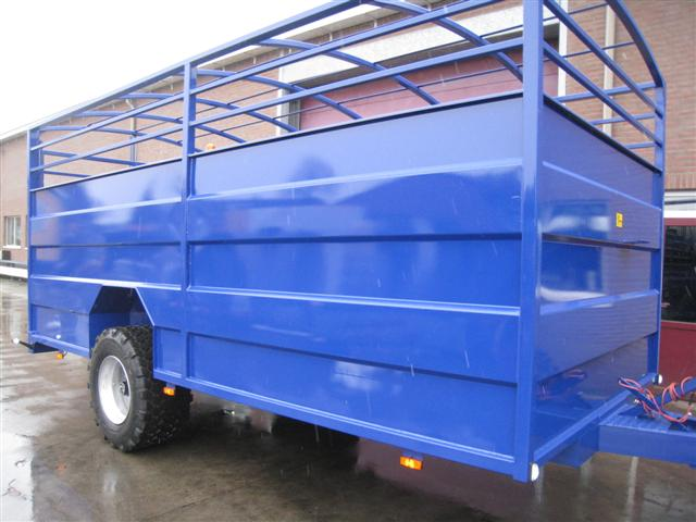 DEVOS Livestock wagon